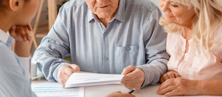 Making the transition into Aged Care